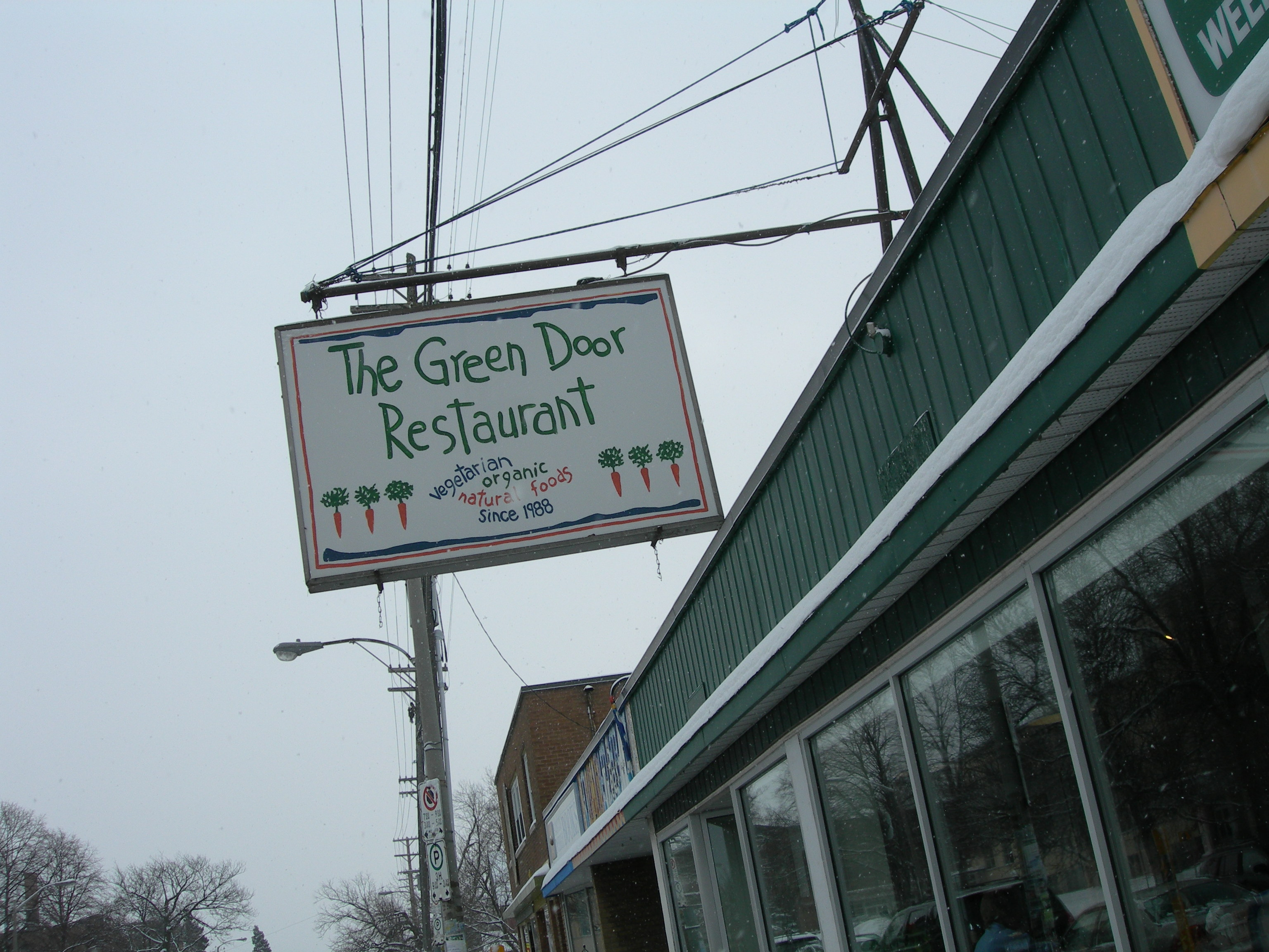 The Green Door is Ottawa\u0027s ... & Ottawa\u0027s oldest vegetarian restaurant: The Green Door | National ... Pezcame.Com