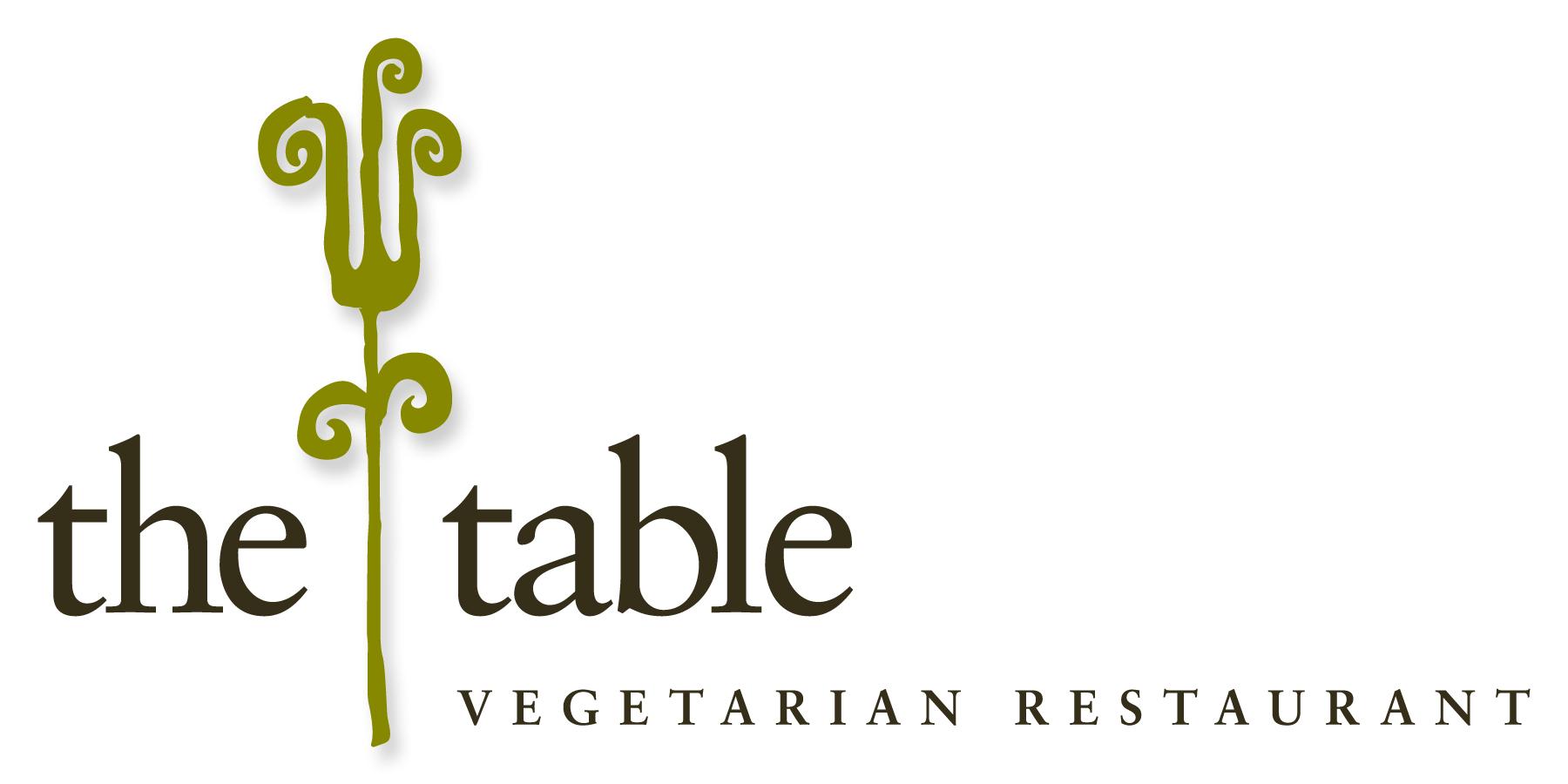 January 2011 national capital vegetarian association for Table table logo