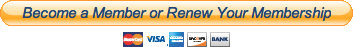 Become a member or renew your membership