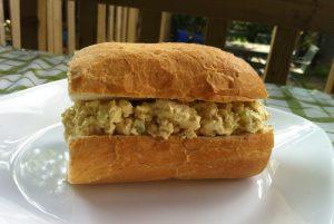 Fegg sandwich