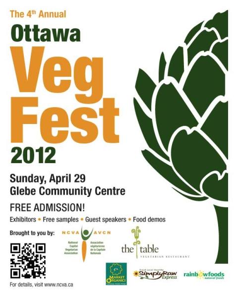 Veg Fest poster 2012