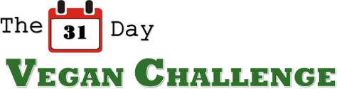 The 31 Day Vegan Challenge