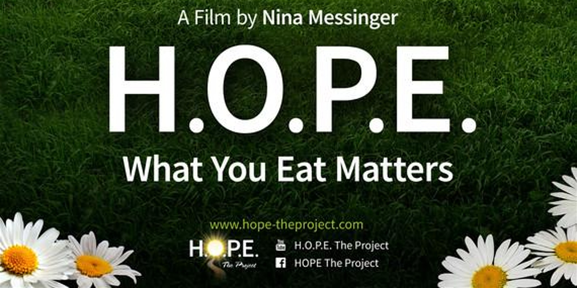 HOPE what you eat matters