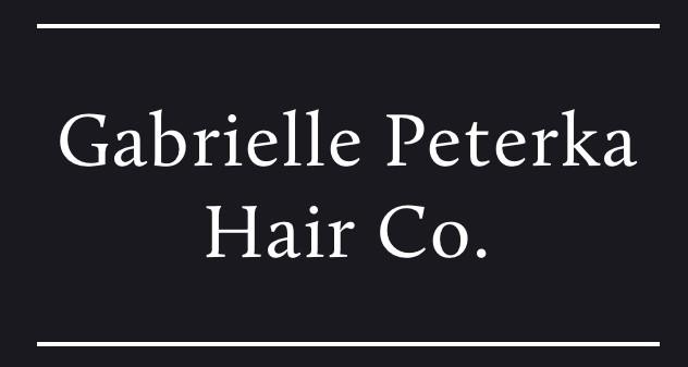 NEW DISCOUNT! Gabrielle Peterka Hair Co.