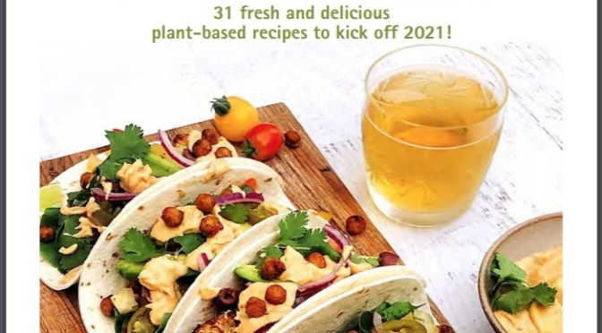 HAPPY NEW YEAR, Veganuary Recipe eBook & Fauxmagerie Zengarry Discount